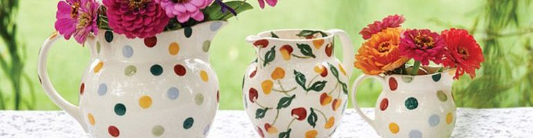 Image of Emma Bridgewater jugs for the home