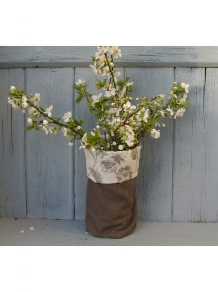 Now stocking The Fabric Vase Company