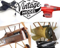Vintage Model Co – (Big) Boys Toys