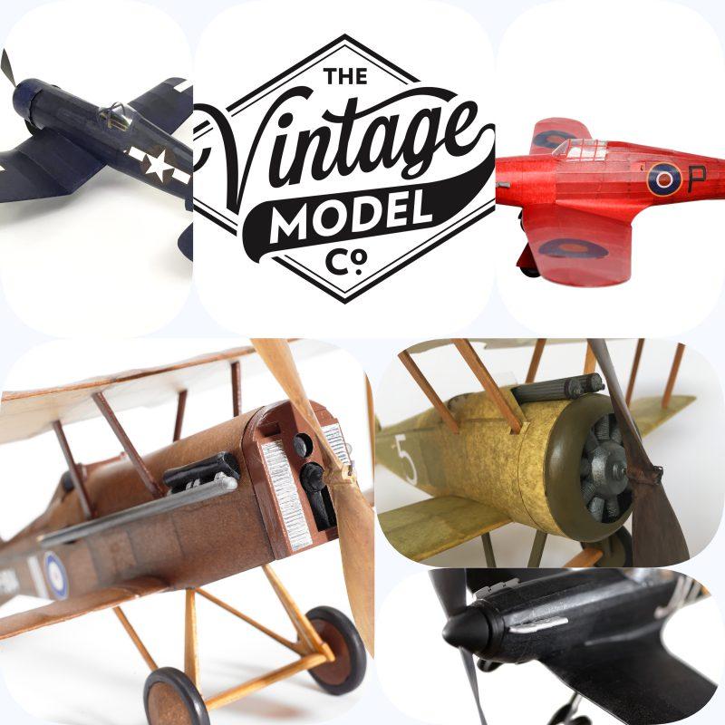 Vintage Model Co - (Big) Boys Toys