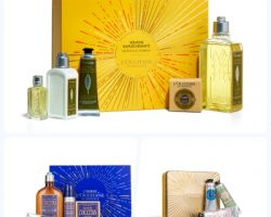 Free Gift With Purchase – L'Occitane