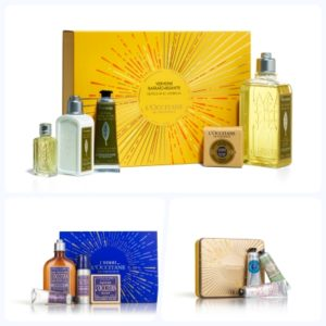 image of L'Occitane gift sets