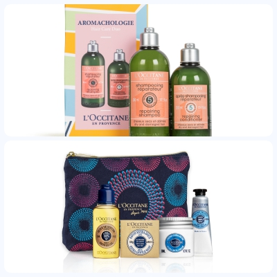 Just arrived in store - L'Occitane special offers for 2018