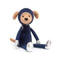 JELLYCAT SOFT TOY GALATIC PUP