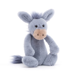 JELLYCAT SOFT TOY BASHFUL DONKEY