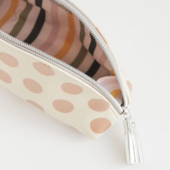 Spotty Cosmetic Bag