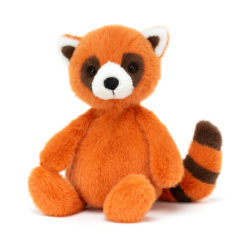 JELLYCAT SOFT TOY WHISPIT RED PANDA